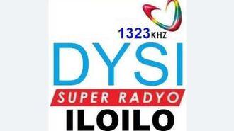 DYSI Super Radyo Iloilo 1323 AM (Sign-On)