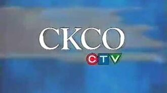 CKCO-TV Sign Off (2003)