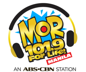 ABS-CBN MOR 101.9 For Life!