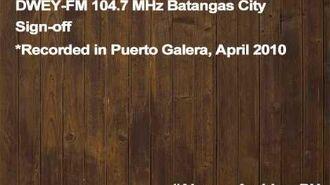 DWEY-FM 104