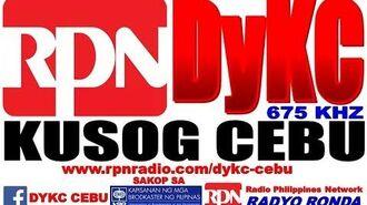 DYKC RADYO RONDA KUSOG CEBU SIGNING ON 2018