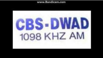 DWAD 1098 Sign off