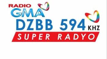 GMA Super Radyo DZBB 594 Sign On and Sign Off (2017)