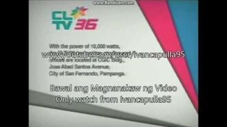 CLTV 36 - Sign On (04-April 2015)