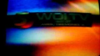WOI-TV Channel 5 Sign Off and Sign On-2006