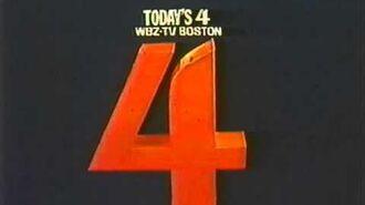 WBZ-TV 1982 Sign Off Clip