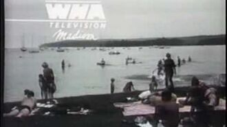 WHA-TV Madison, WI Sign Off 1985
