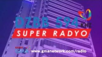 GMA Super Radyo DZBB 594 Sign. Off (Jan. 21, 2019)