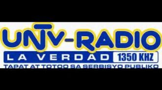 UNTV-Radio La Verdad 1350 kHz Sign On