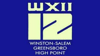 WXII-TV 12, Winston-Salem NC - Late 1970s Sign-Off (Re-creation)-0