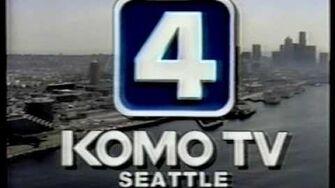 KOMO 4 sign-on 1998-0