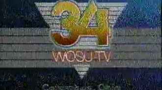 WOSU-TV 34 Sign-Off 1989