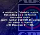 ABS-CBN DWWX-TV Manila Sign On and Sign Off