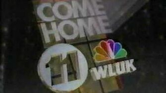 WLUK Green Bay Sign-off 1988