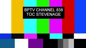 Mock Closedown of BPTV