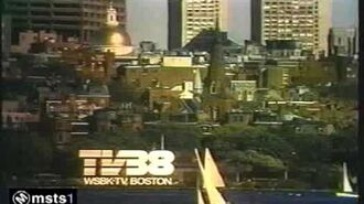 WSBK TV-38 Boston - Sign-On - 1987