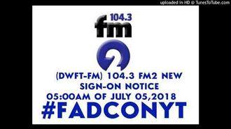 (DWFT-FM) 104