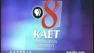KAET Sign Off 1995