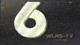 WLNS-TV Sign-Off 1989-0
