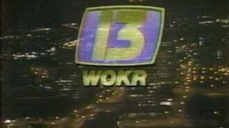 WOKR Sign-off 1992