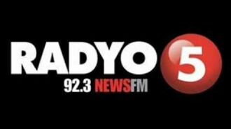 Radyo5 Sign On and Sign Off