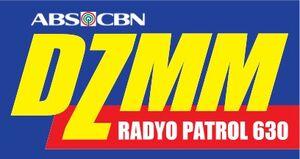 ABS-CBN DZMM Radyo Patrol 630 (Sais Trenta)