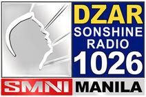 DZAR 1026 AM Sonshine Radio