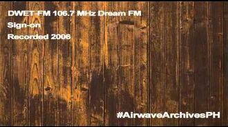 DWET-FM 106