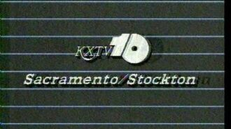1985 KXTV Sacramento sign-off