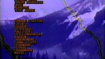 CBUT TV sign-off 1986-0