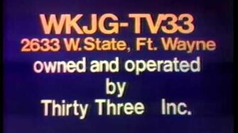 WKJG-TV 33 sign off 12-1-1979-1