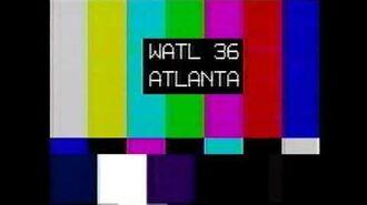WATL-TV WB 36 Atlanta sign off (2000)