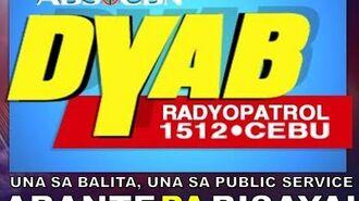 DYAB 1512 KHZ RADYO PATROL CEBU SIGNING ON