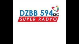 DZBB 594 Sign off 2014