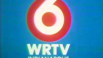 1988 - Sign On for WRTV Indianapolis
