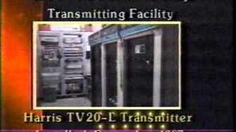 WVVA-TV 6, Bluefield WV Sign-Off from Summer 1989