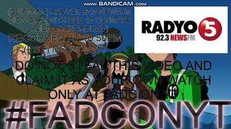 (DWFM-FM) RADYO5 92
