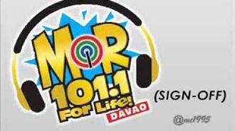 DXRR-FM MOR 101