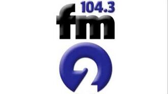 DWFT-FM - 104.3 FM2 Signing Off (2018)