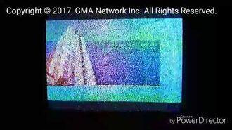 GMA DZBB TV 7 SIGN ON NOVEMBER 10, 2017 (NTSC Analog)