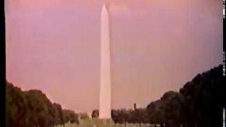CBS NETWORK SIGNOFF - NATIONAL ANTHEM 1988