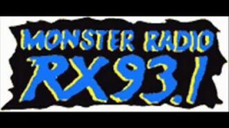 DWRX-FM Sign Off and Sign On
