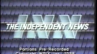 KCBR-TV Sign-On, Sign-Off 1985