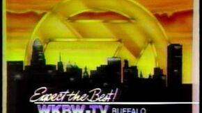 WKBW Buffalo 7 Sign-off September 1987-0