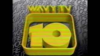 WAVY-TV 10 Sign-Off 1987