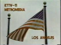 KTTV 1984 Sign On