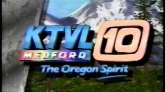KTVL Sign-Off 1991