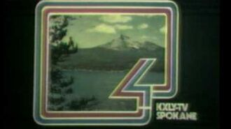 KXLY News and sign off 1982