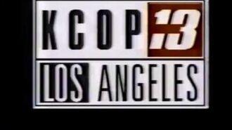 KCOP-13 Sign Off