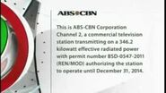 ABS-CBN SIGN-OFF